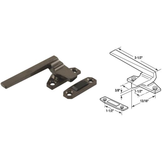 Slide-Co Right Hand Die-Cast Casement Locking Handle