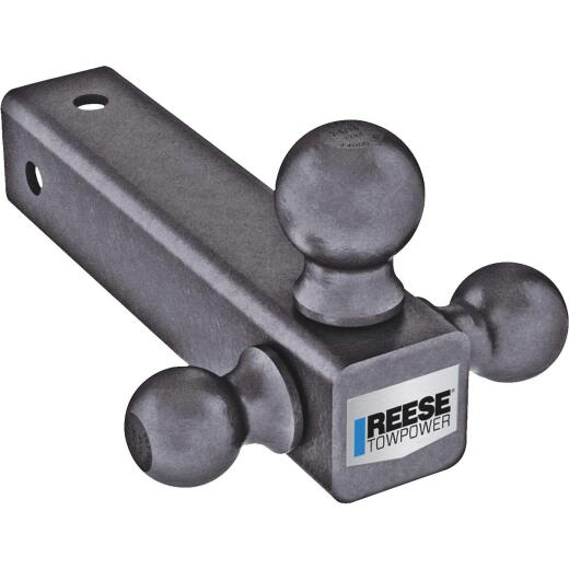 Reese Towpower Class V Multiple Hitch Ball Mount