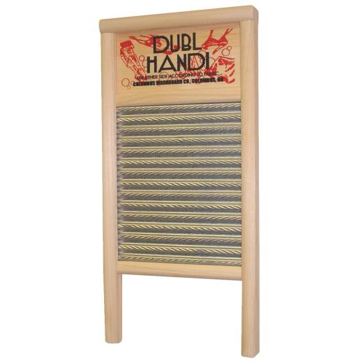 Columbus Maid-Rite Pail Size Washboard