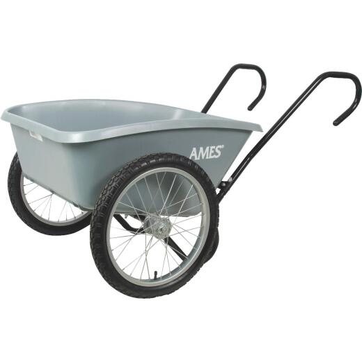 Ames 5 Cu. Ft. Poly Garden Cart
