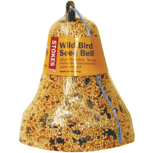 Stokes Select 16 Oz. Wild Bird Seed Bell