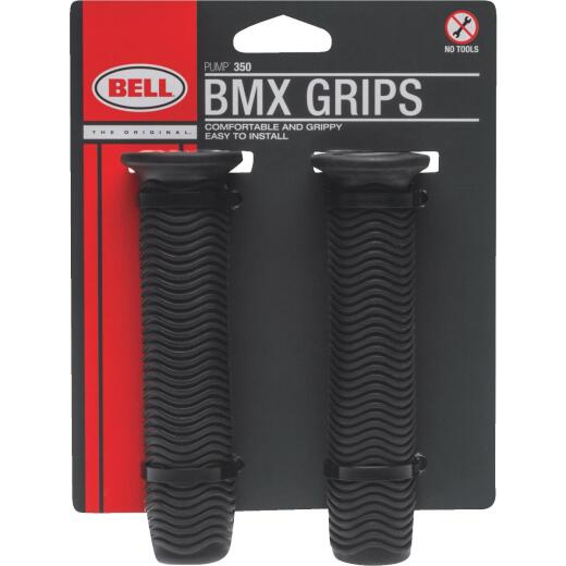 Bell Black Thermo Plastic Rubber BMX Handlebar Grip