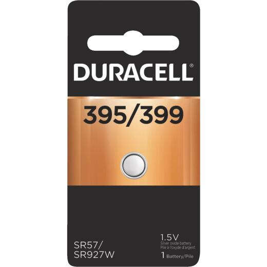 Duracell 395/399 Silver Oxide Button Cell Battery