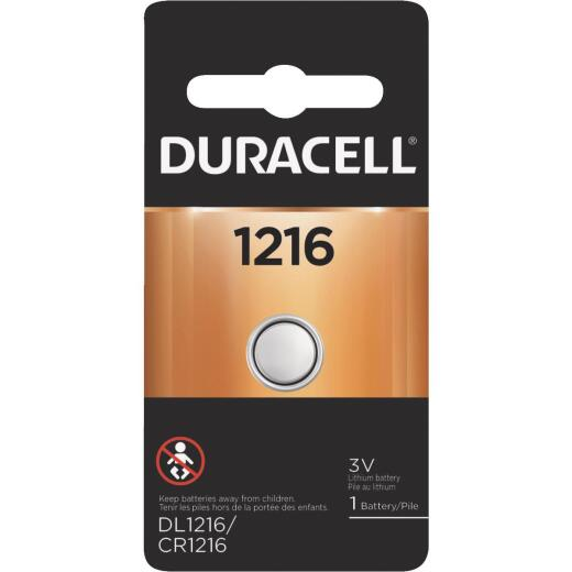 Duracell 1216 Lithium Coin Cell Battery