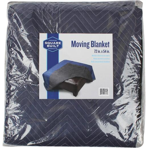 "Square Built 72"" x 80"" Moving Blanket"