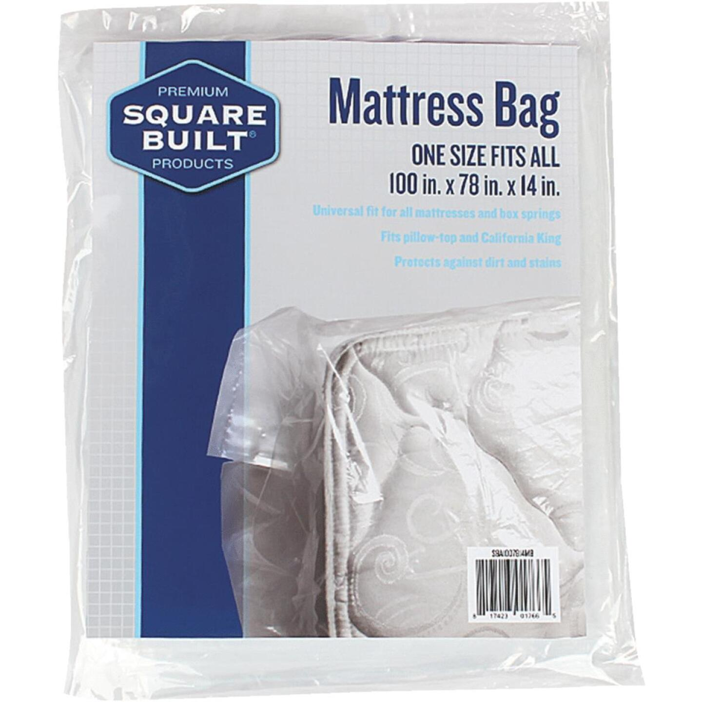 Square Built One Size Fits All Mattress Bag Image 1